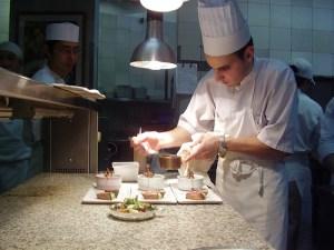 chef de partie cuisine