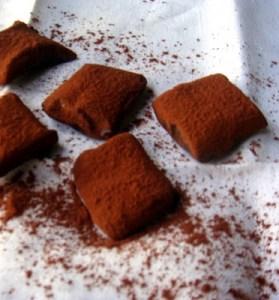 les minis chocolats de Jean-Paul Hevin
