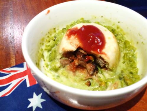 recettes pie floater australie