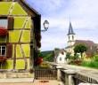 Le village d'Hirtzbach en été © French Moments