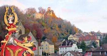 Ferrette Sundgau Alsace