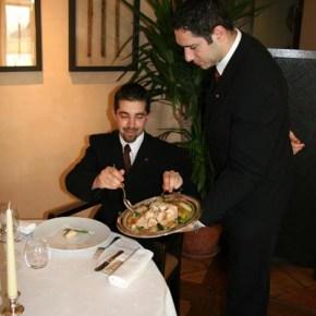 L'ordre de service à table