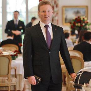 Qui est Kevin Chambenoit, MOF maître d'hôtel 2015
