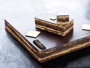 opéra gâteau pâtisserie