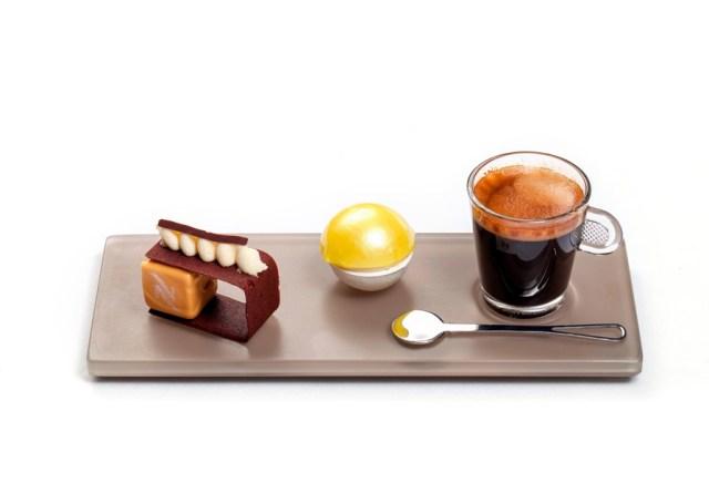 café gourmand pâtisserie