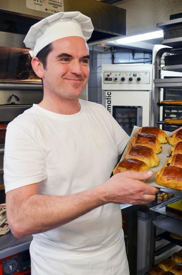 stéphane vandermeersch, vandermeersch, boulanger, guide pudlo, boulangerie
