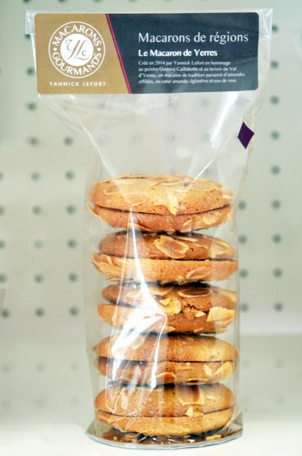 sachet de biscuits