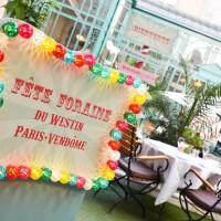 C'est la fête foraine au Westin Paris-Vendôme