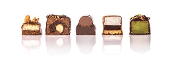 bouchée chocolat