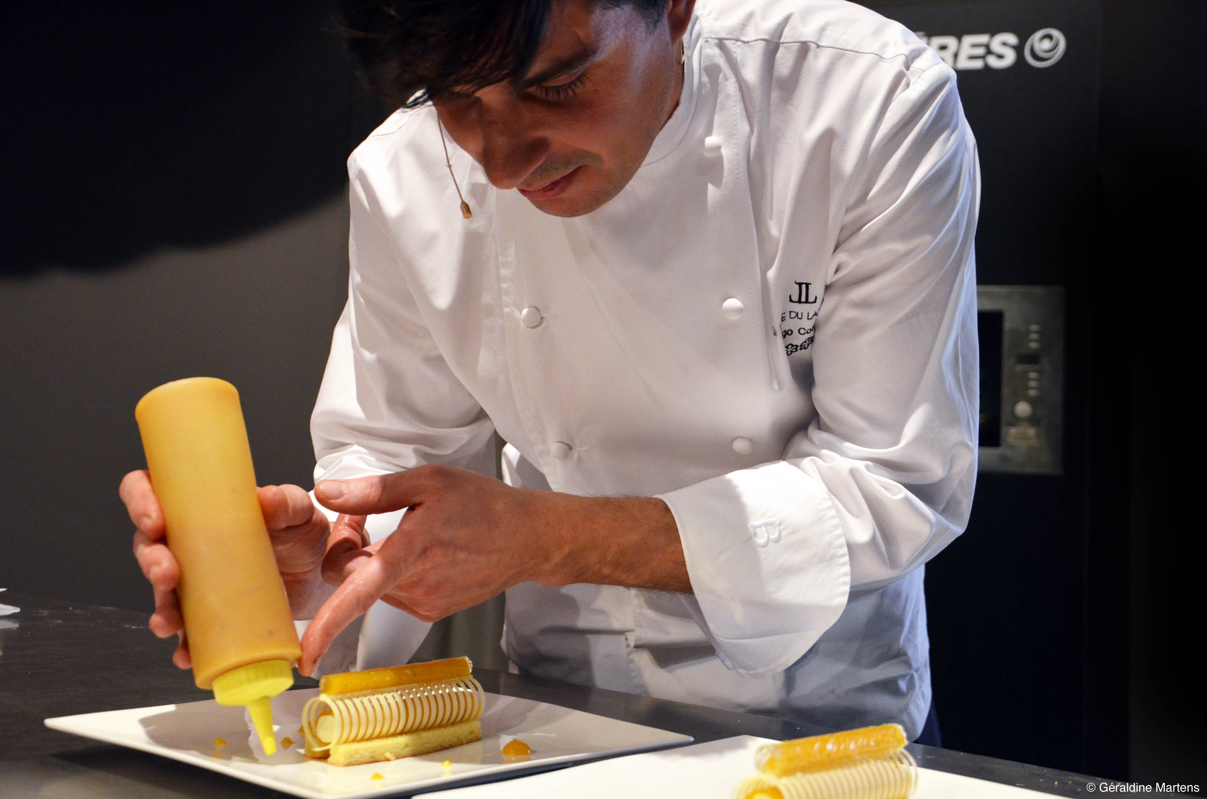 hugo correia chef patissier