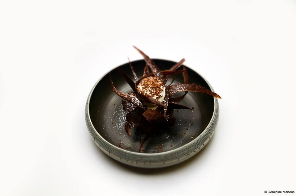 L'époustouflant dessert au chocolat de Nina Métayer