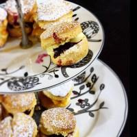 Recette : les délicieux scones de Broken Biscuits