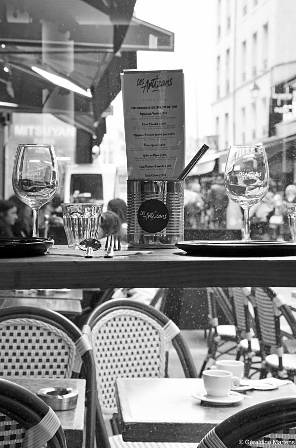 table haute restaurant