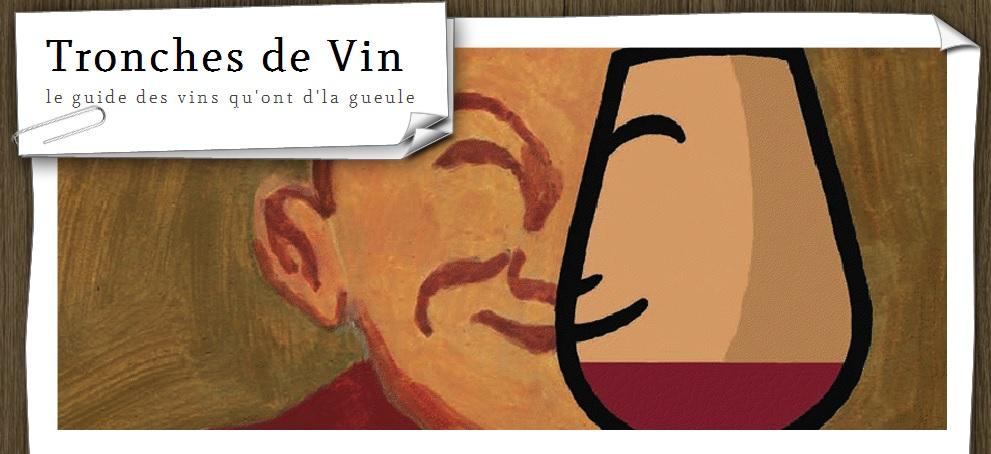 livre : tronches de vins