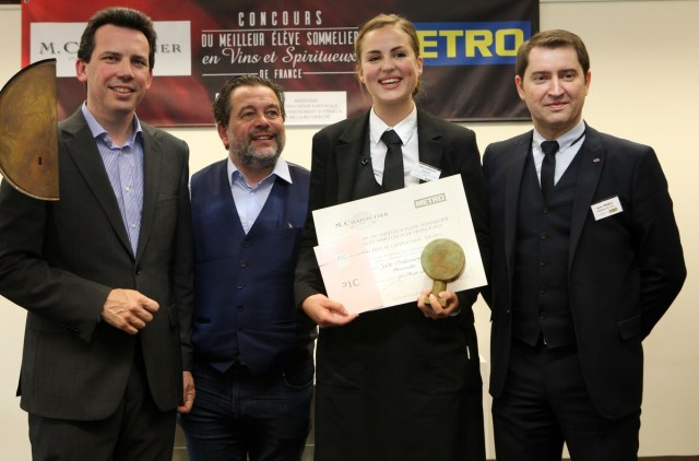 concours sommelier