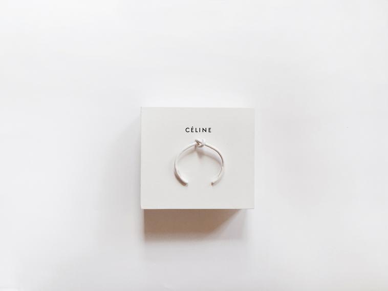 Céline Knot Bracelet.