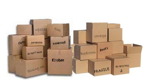 Tips For Making Your Move Out Move In Less Stressful