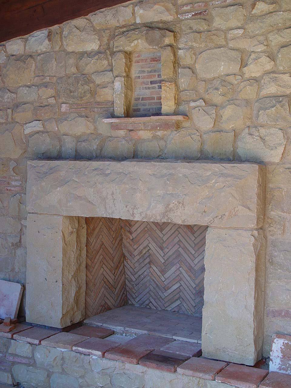 Feuerstelle Naturstein Natural Stone Fireplaces