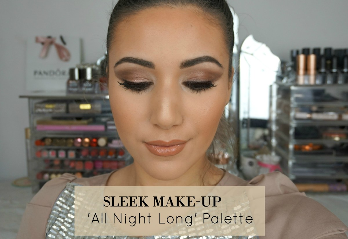Sleek MakeUp All Night Long palette | Kylie Jenner look