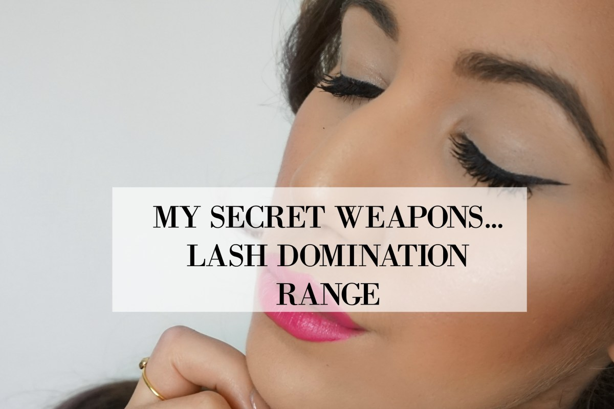 My Secret Weapons | bareMinerals Lash Domination