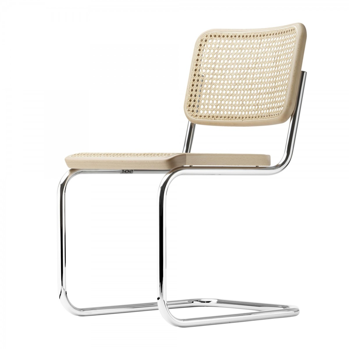 Thonet S32 S32 Chair Natural Beech Thonet