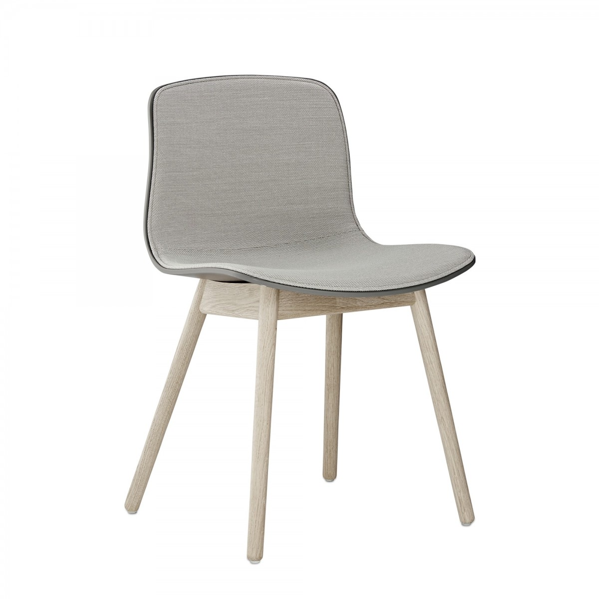 Hay Stuhl Replica Aac 12 Upholstered With Kvadrat Fabric And Wood Base Hay