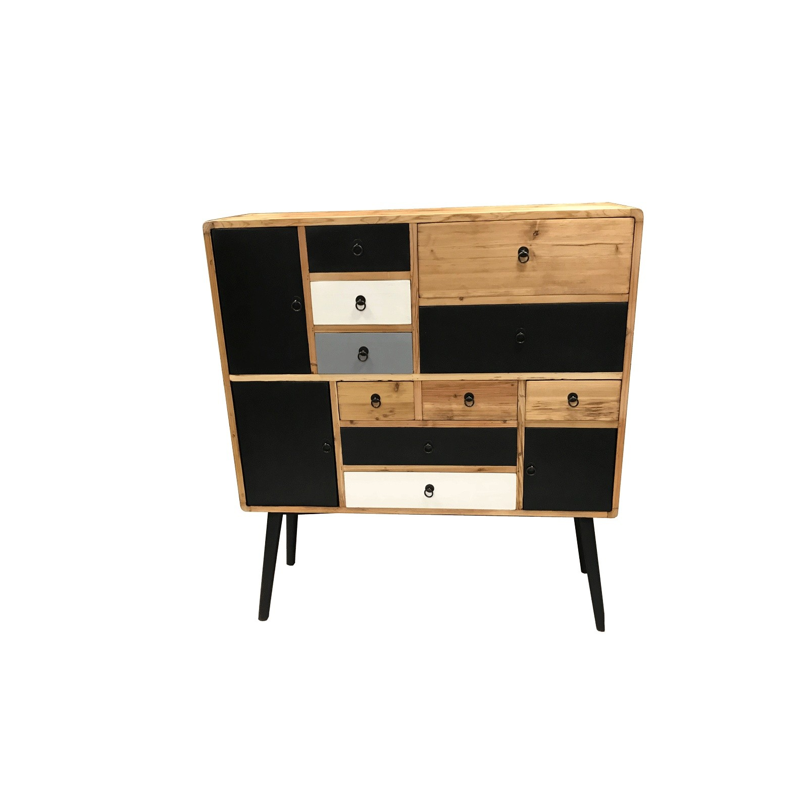 Meuble Scandinave Destockage Meuble Scandinave Multicolore
