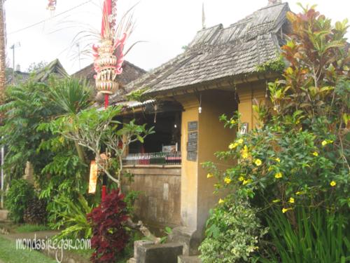 "Desa Penglipuran ""Penglipuran Village Bali"""