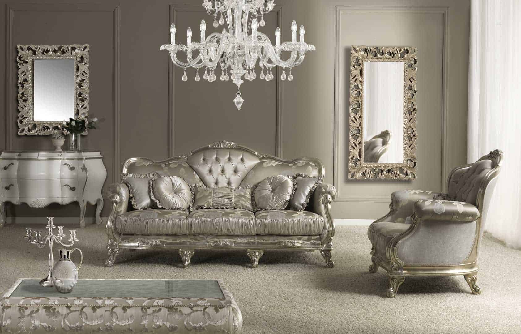 Italian Sofa Auckland Napoleone Italian Sofa Set Luxury Sofa Set Made In Italy