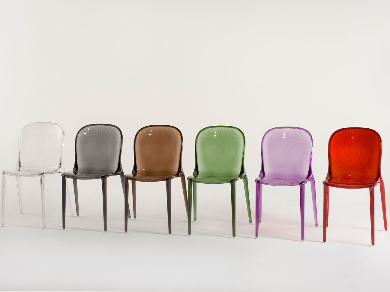 Silla Ghost Philippe Starck Sillas Officio Mondo