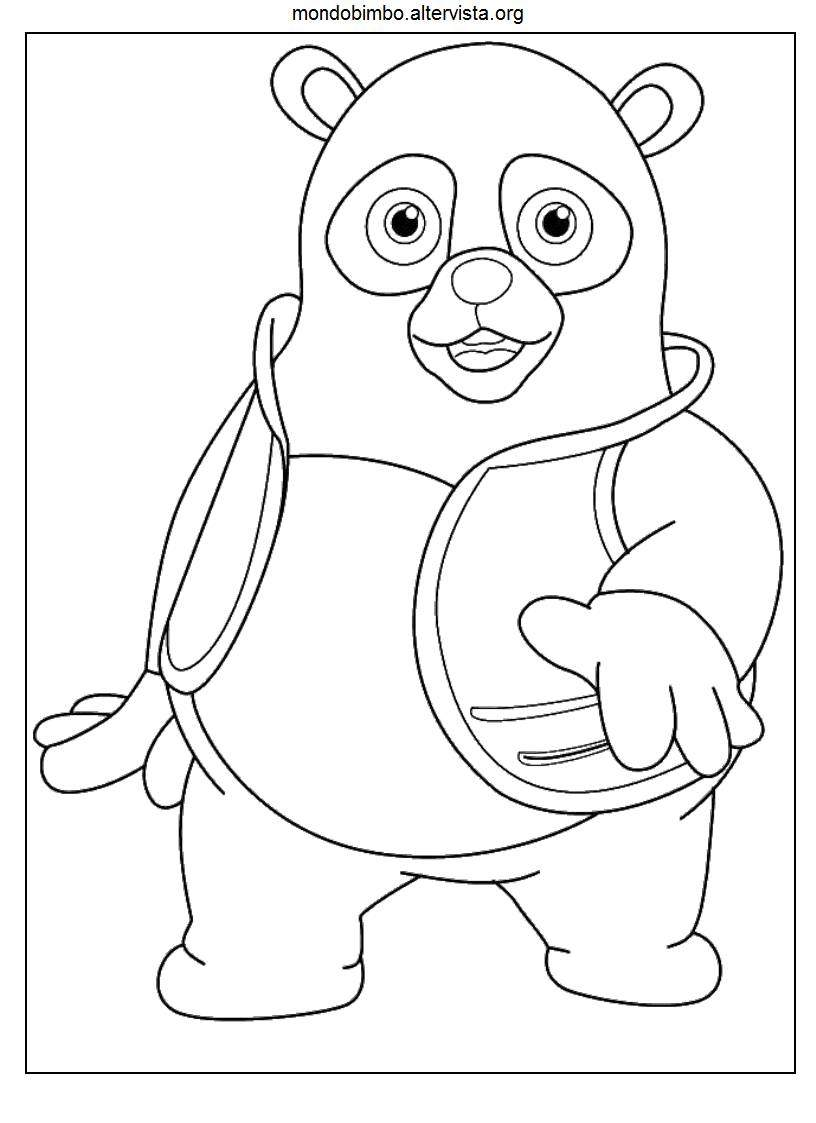 Oso Coloring Pages - Democraciaejustica