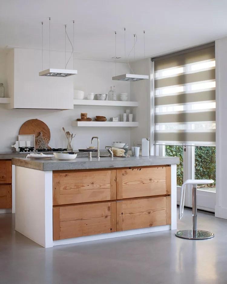 Cucina Moderne In Muratura