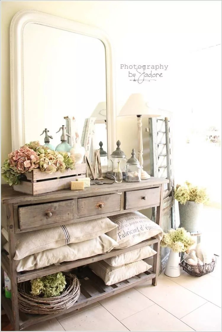 Bagno A Mare Con Tampax Arredamento Shabby Chic Moderno View Images Shabby Chic