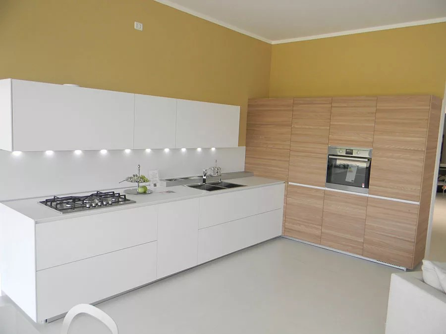 Cucina Angolare Valcucine
