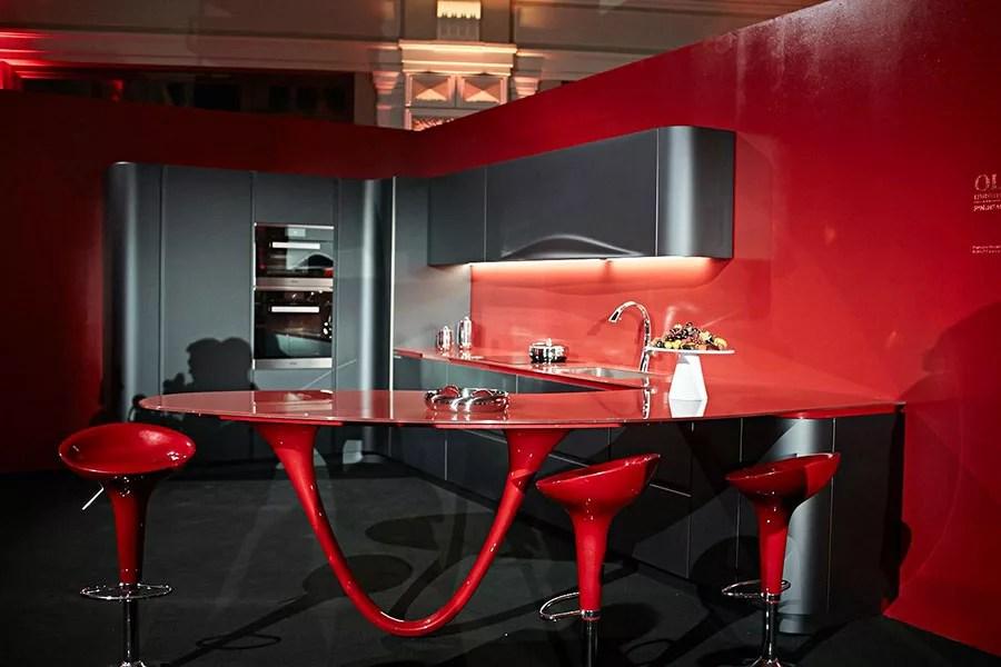 Cucina Moderna Open Space