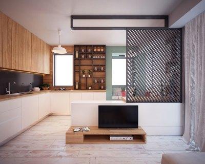 Come Arredare una Casa di 30 mq: 6 Progetti di Design | MondoDesign.it