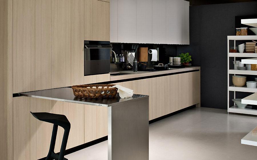 Cucina Con Tavolo A Scomparsa Ikea