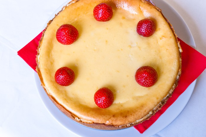 New York Cheesecake Recipe 5