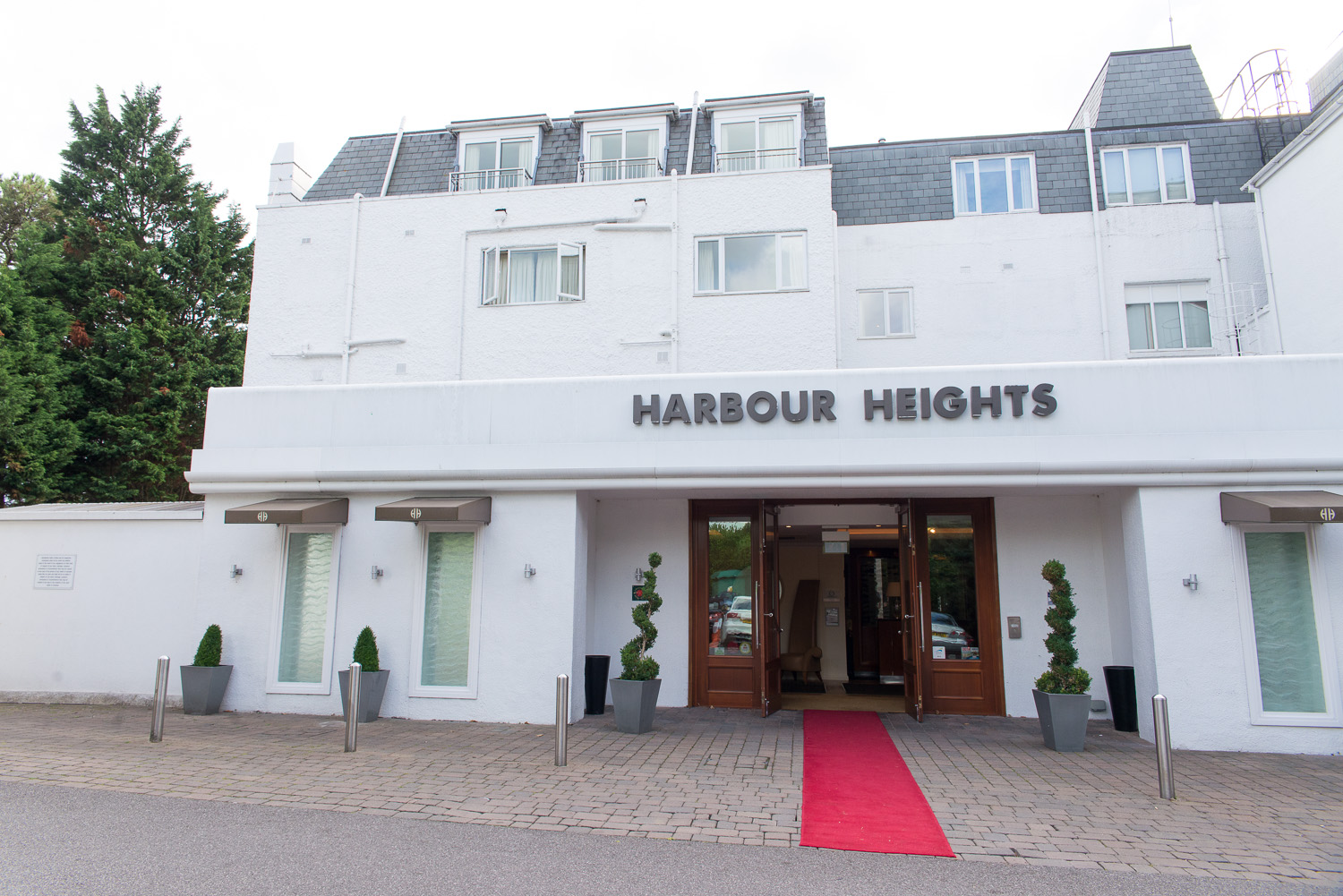 Bed And Breakfast Poole Harbour Weekend In Sandbanks At Harbour Heights Hotel Mondomulia