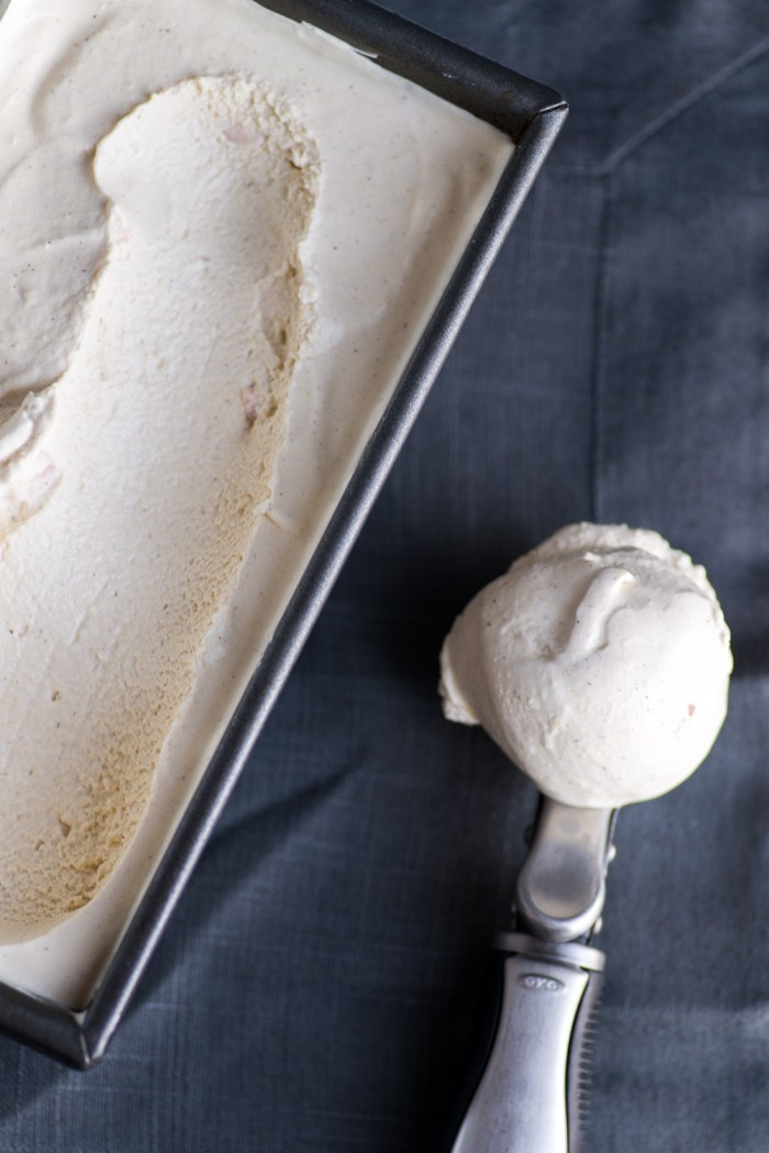 White Chocolate Ice Cream recipe