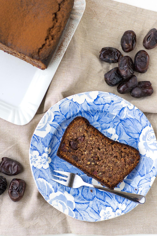 Date And Almond Bread Paleo Recipe