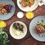 Weekend brunch salonbrixton with letapydnas and paolomule! Brixton