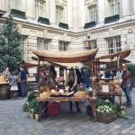 Earlier today exploring the Slow Food Market rosewoodlondon before Sundayhellip