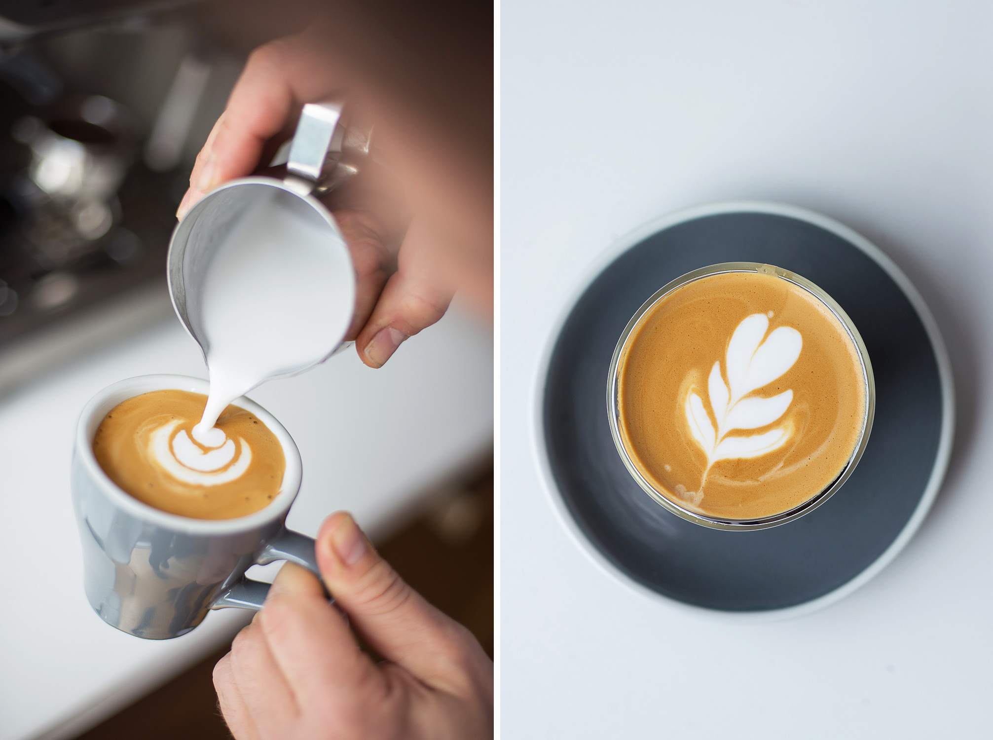 Coffee Art Classes Near Me How To Make Flat White At Home Mondomulia