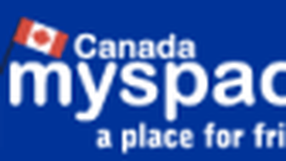 Myspace Mobile Now In Canada