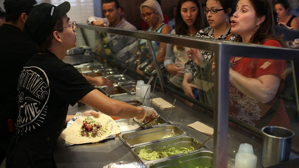 Chipotle can no longer fire employees for complaining on Twitter