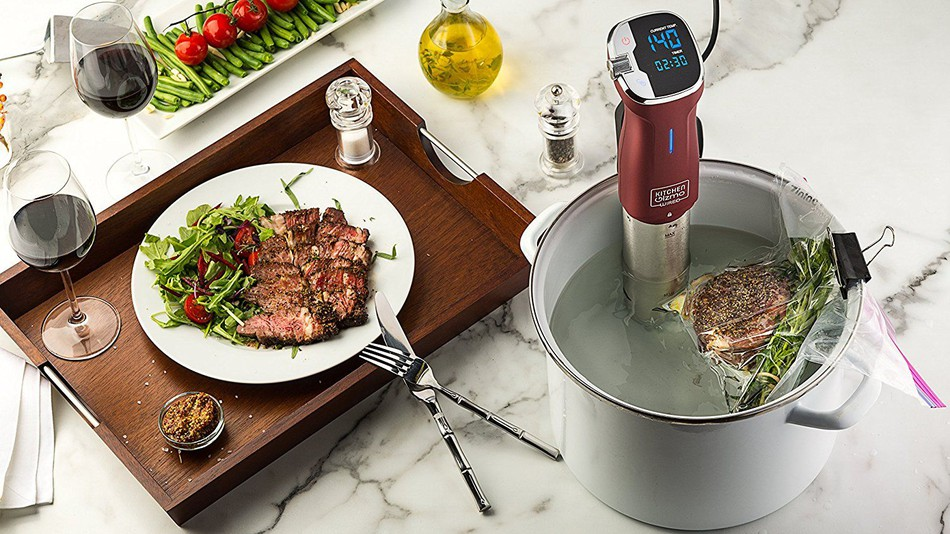 The best sous vide machines and cooking devices according to Amazon