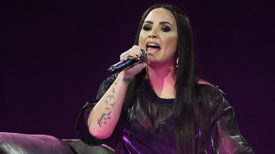 Demi Lovato reportedly hospitalized for apparent drug overdose
