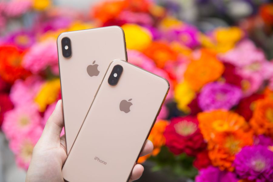 iPhone XS and XS Max: Going for the gold