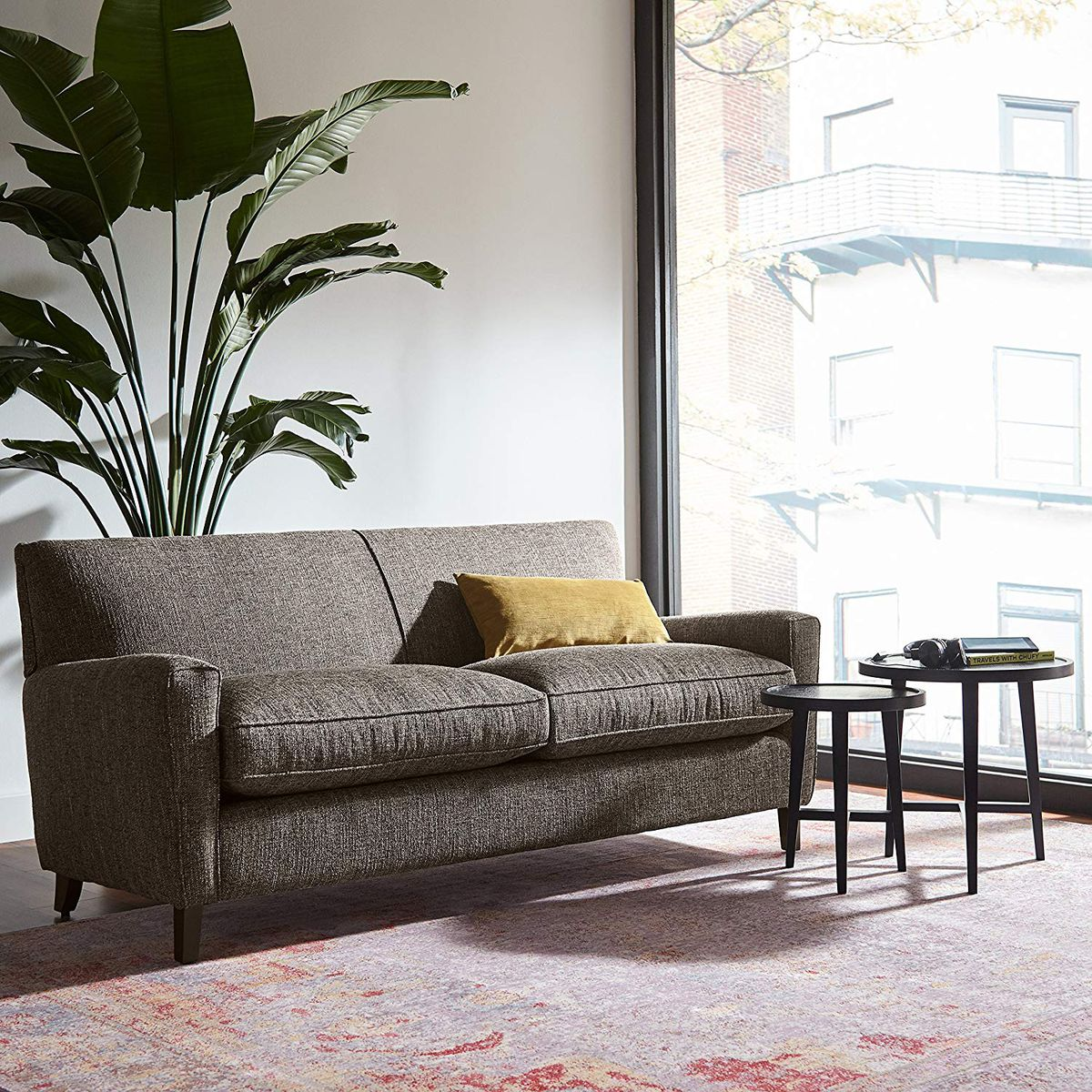 Amazon Sofa Sale Amazon S Furniture Lines Rivet Stone And Beam Have A Ton Of